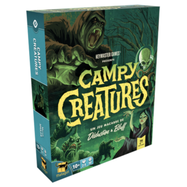 Matagot Campy Creatures [French]