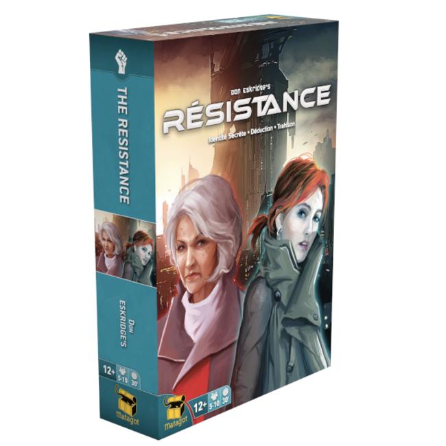 Matagot Résistance [French]