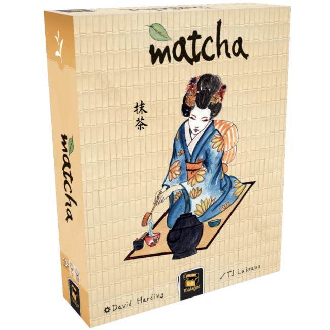 Matagot Matcha [French]