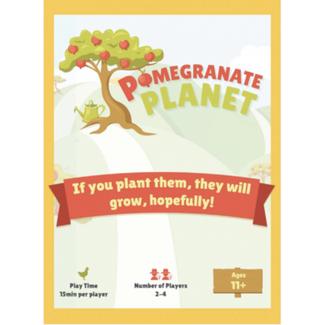 Paw Warrior Game Pomegranate Planet [English]