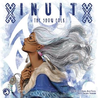 Board & Dice Inuit [anglais]