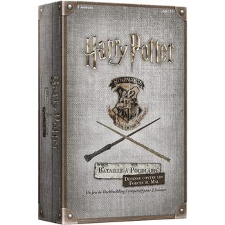 USAopoly Harry Potter - Bataille à Poudlard - Défense contre les forces du mal [French]