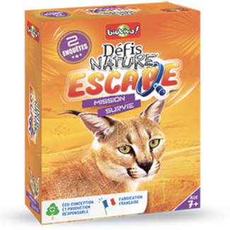 BioViva Défis Nature - Escape - Mission Survie [French]