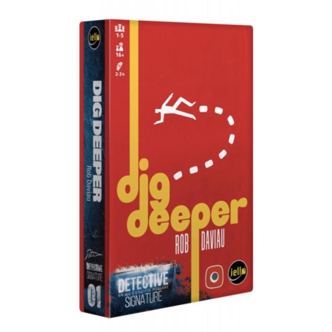 Iello Detective : Signature - Dig Deeper [français]