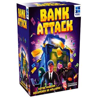 MEGABLEU Bank Attack [French]