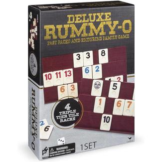 Cardinal Rummy-O - Deluxe [Multi]