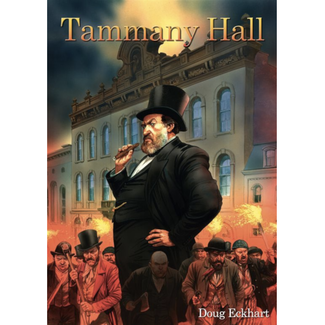 Pandasaurus Games Tammany Hall [English]