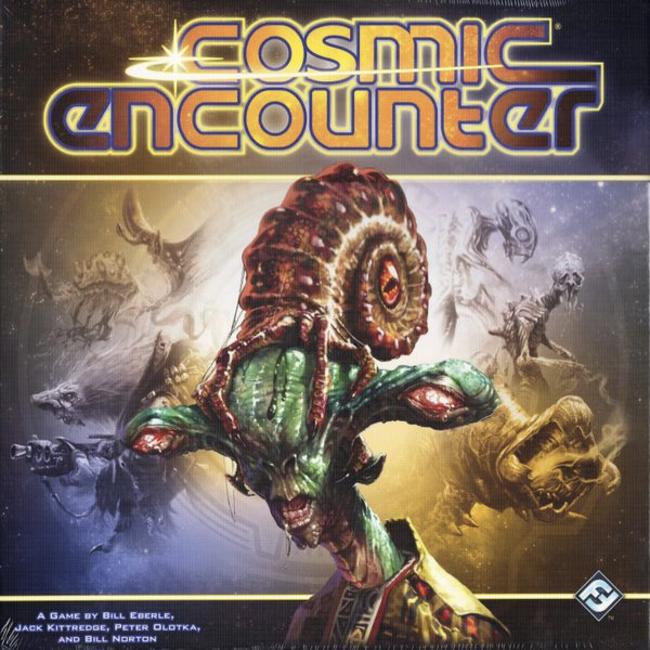 Fantasy Flight Games Cosmic Encounter [anglais]