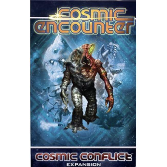 Fantasy Flight Games Cosmic Encounter : Cosmic Conflict [English]