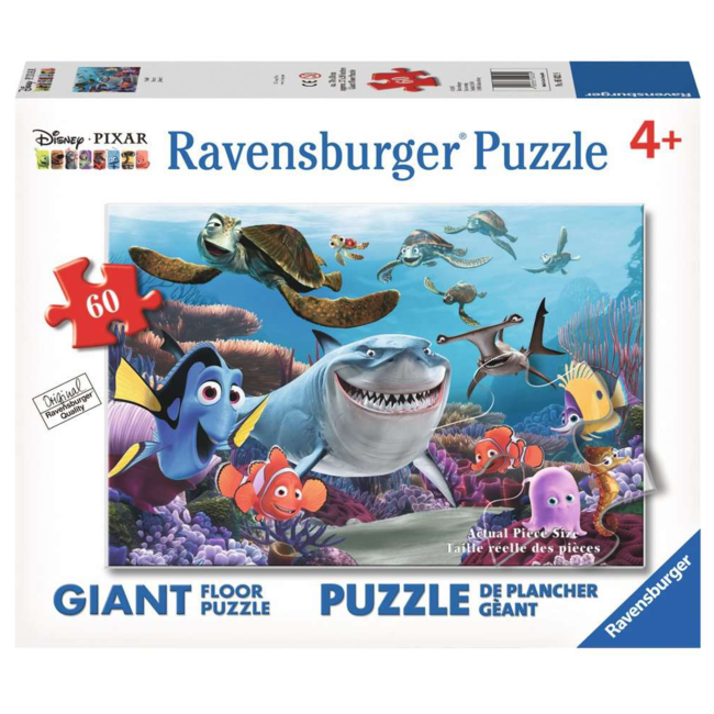 Ravensburger Disney Pixar Collection - Smile ! (60 pieces)