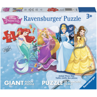 Ravensburger Pretty Princesses (24 pieces)