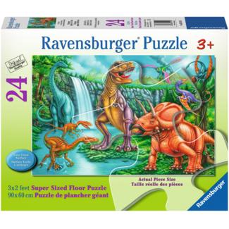 Ravensburger Dino falls (24 pièces)