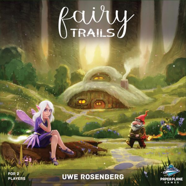 Funforge Fairy Trails  [French]