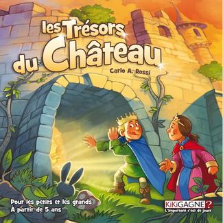 Kikigagne? Trésors du château (les) [French]