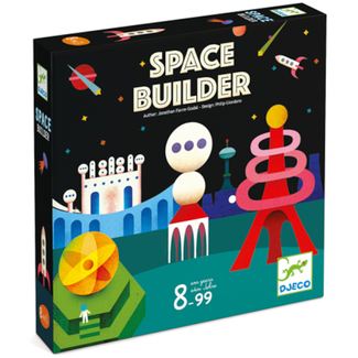 Djeco Space Builder [Multi]