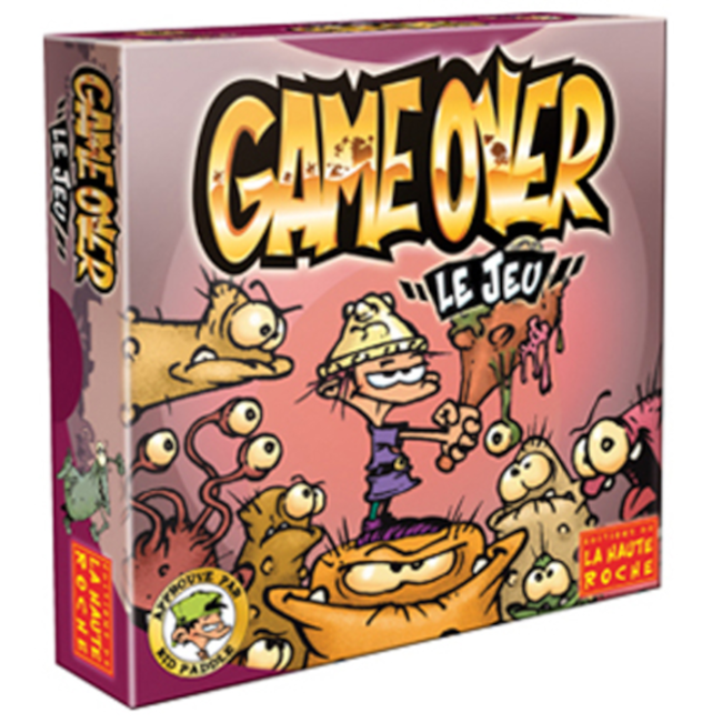 MJ Games Game Over [French]
