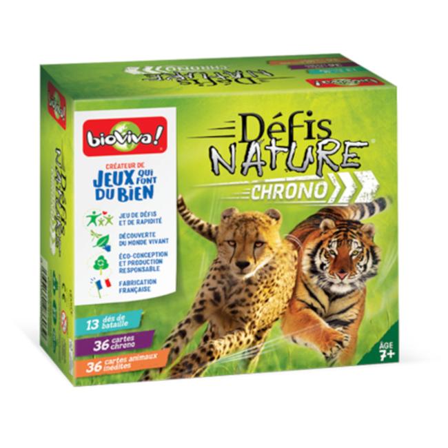 BioViva Défis Nature - Chrono [français]