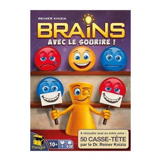 Matagot Brains - Avec le sourire [French]