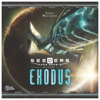 Sweet games Seeders From Sereis - Exodus [French]