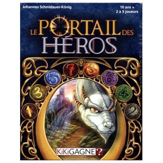 Kikigagne? Le Portail des Héros [French]