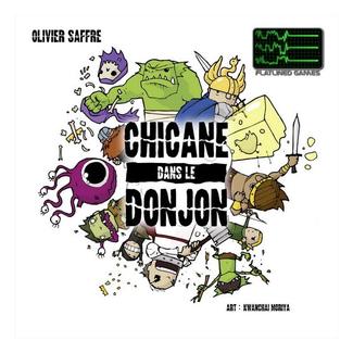 Flatlined Games Chicane dans le Donjon [French]
