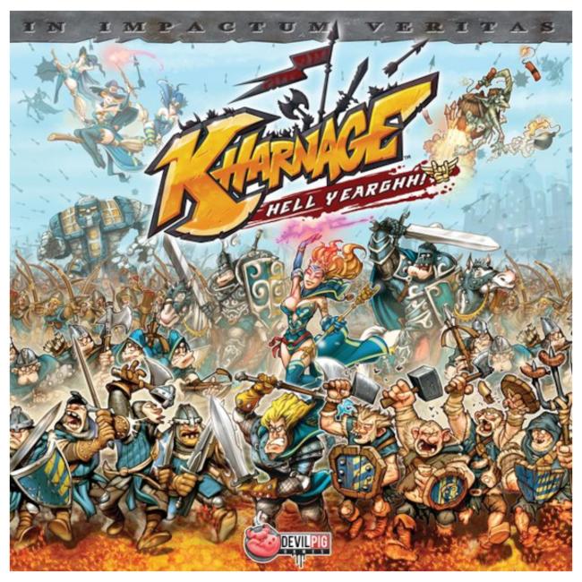Devil Pig Games Kharnage [multilingue]