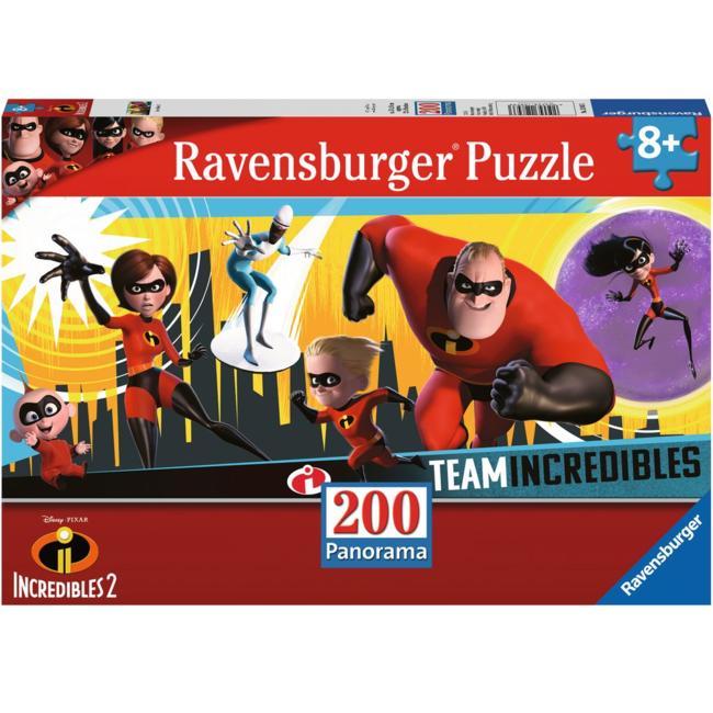 Ravensburger Disney-Pixar: Incredibles 2 (200 pieces)