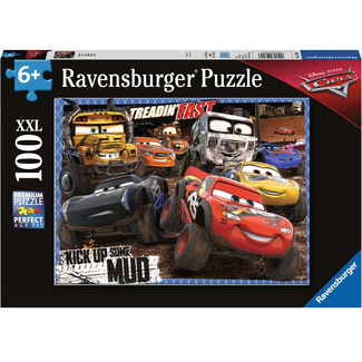 Ravensburger Cars: Mudders (100 pieces)