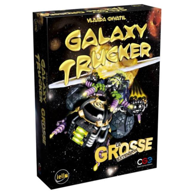 Iello Galaxy Trucker : La grosse extension [French]