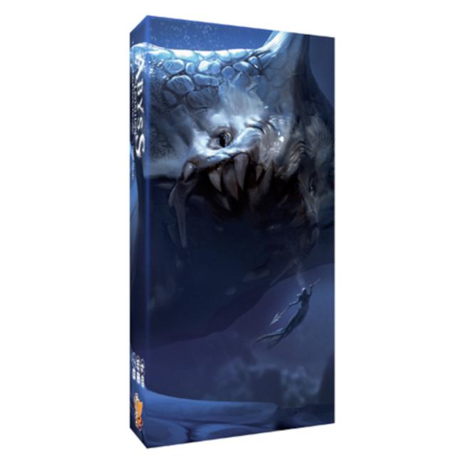 Bombyx Abyss : Leviathan [English]