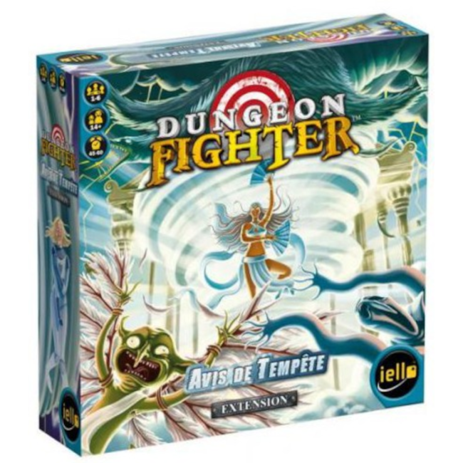 Iello Dungeon Fighter : Avis de tempête [French]