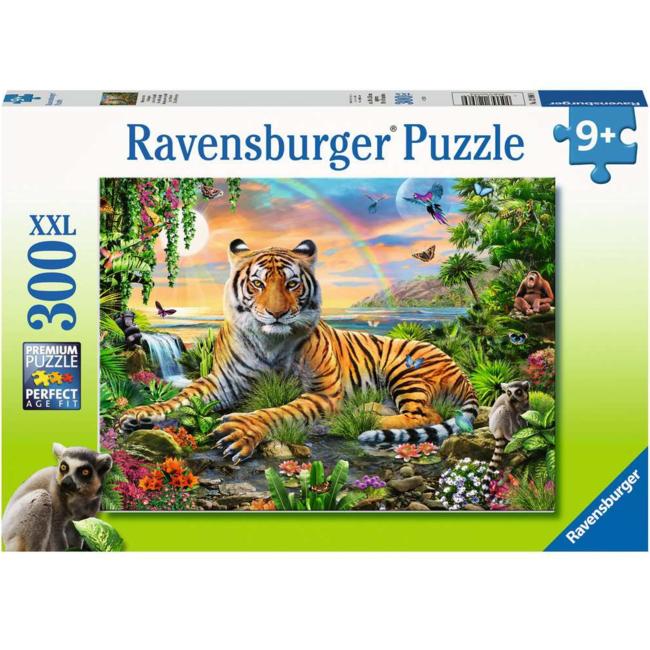 Ravensburger Jungle Tiger (300 pieces)