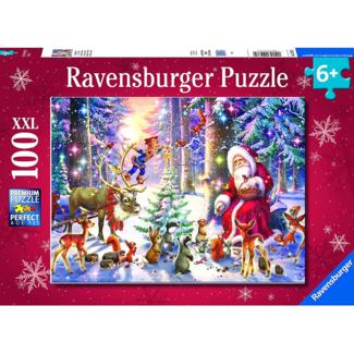 Ravensburger Noel en forêt (100 pieces)