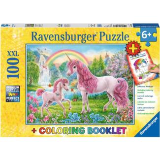 Ravensburger Licorne magique (100 pieces)