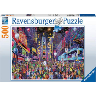 Ravensburger New Years in Time Square (500 pieces)