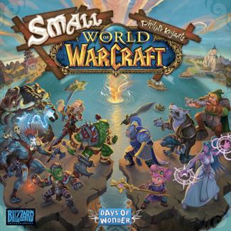 Days of Wonder Small World of Warcraft [English]