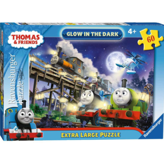 Ravensburger Thomas & Friends: Glow in the dark (60 Pièces)