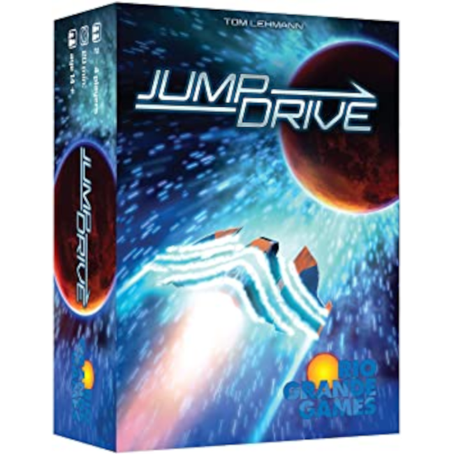 Rio Grande Games Jump Drive [English]