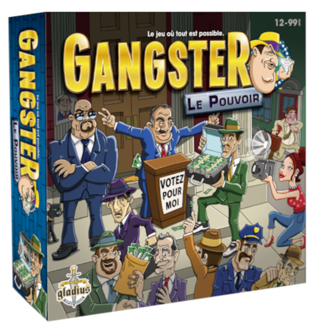 Gladius Gangster - Le Pouvoir (nouvelle édition) [français]