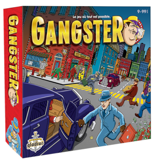 Gladius Gangster (nouvelle édition) [French]