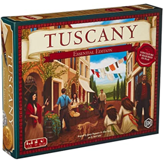 Stonemaier Games Viticulture : Tuscany - Essential Edition [English]