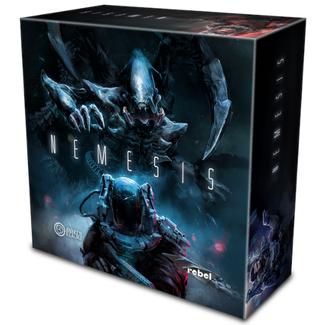 Rebel Games Nemesis [anglais] ***Copie endommagée - 001 ***