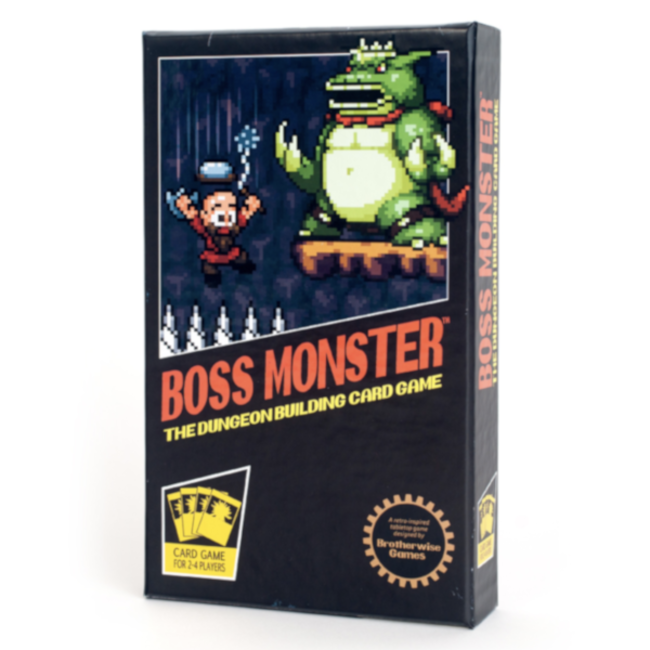 Brotherwise Games Boss Monster (Revised Edition) [anglais]