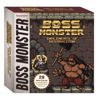 Brotherwise Games Boss Monster : Implements of Destruction  [English]