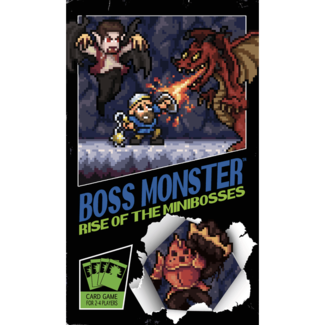 Brotherwise Games Boss Monster - Rise of the Minibosses [English]