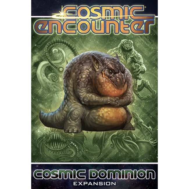 Fantasy Flight Games Cosmic Encounter : Cosmic Dominion [English]