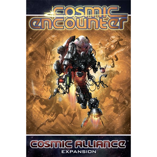 Fantasy Flight Games Cosmic Encounter : Cosmic Alliance [English]