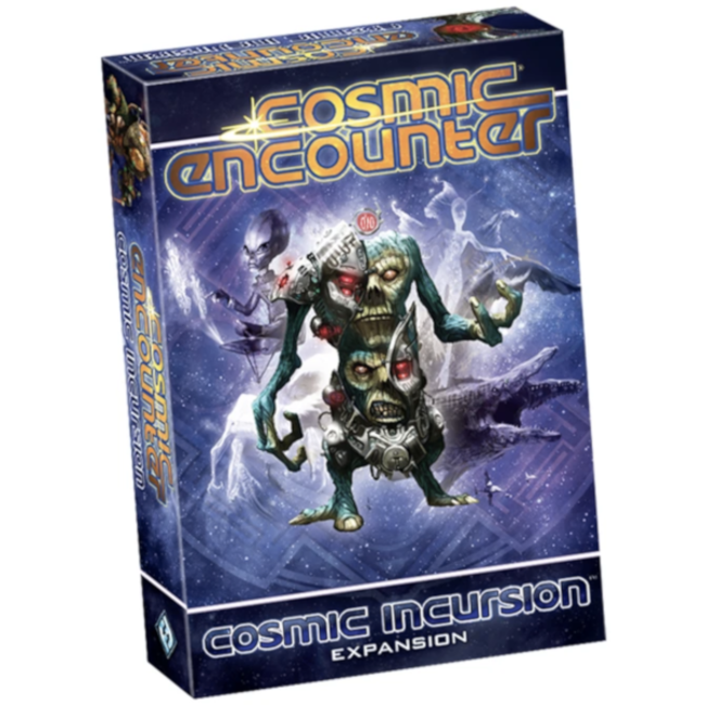 Fantasy Flight Games Cosmic Encounter : Cosmic Incursion [English]