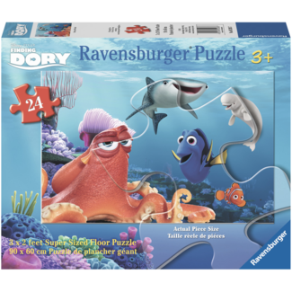 Ravensburger Finding Dory - Dory and Friends (24 pièces)