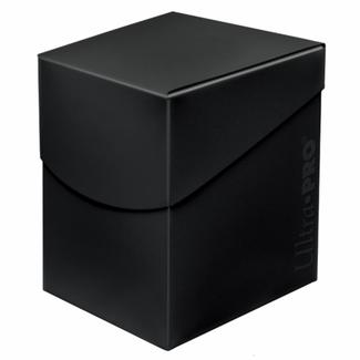 Ultimate Guard Boîte pour cartes (100 cartes) - Eclipse PRO Jet Black